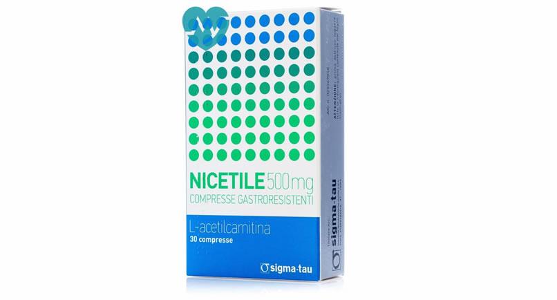 Nicetile compresse