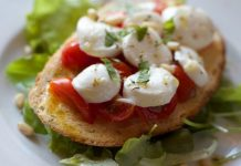 Dieta mediterranea per dimagrire con gusto